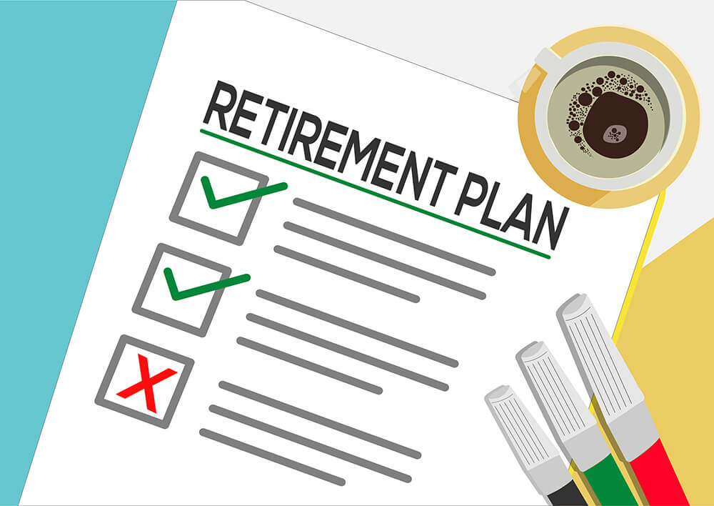 retirement plan at elville and associates